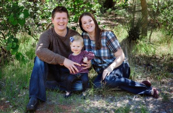 Sedona family session